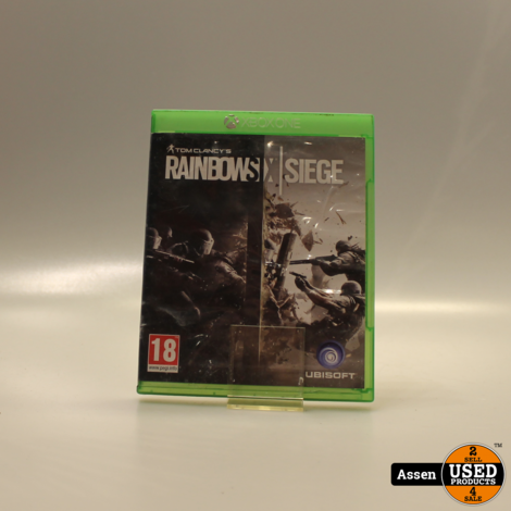 rainbow six siege || xbox one game