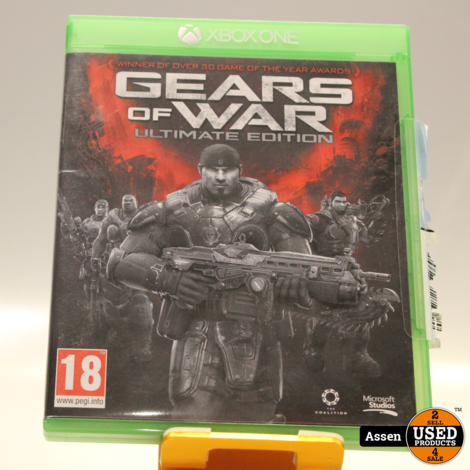Gears Of War Xbox One Game