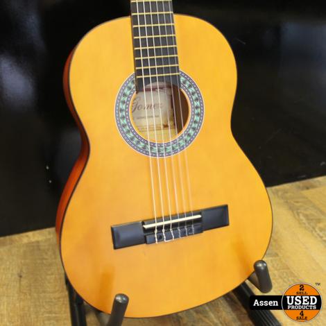 Gomez Classic Guitar Matt 034 1/2 Naturel
