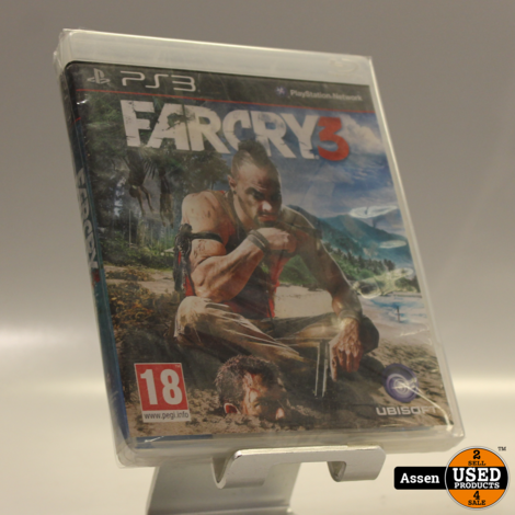 far cry 3    playstation 3 game