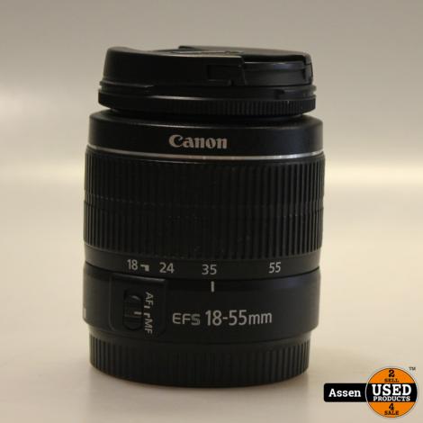 Canon EFS 18-55 Micro Lens