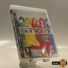 Sing It Ps3 Game