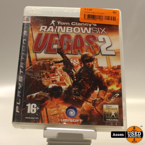 Rainbow Vegas 2 Ps3 game