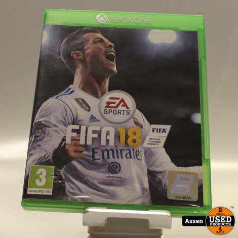 fifa 18 || xbox one game