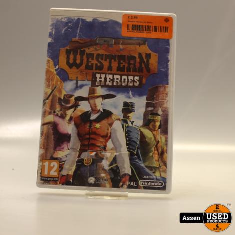 Western Heroes WII Game