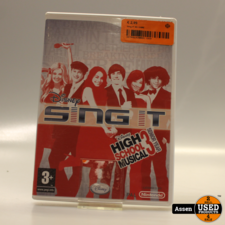 Sing IT WII GAME