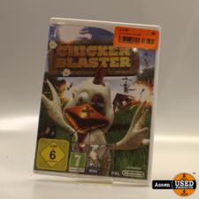 Chicken Blaster WII GAME
