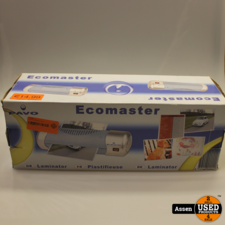 Ecomaster seal apparaat Laminator