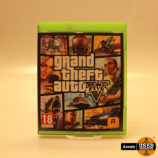 GTA V Xbox One Game