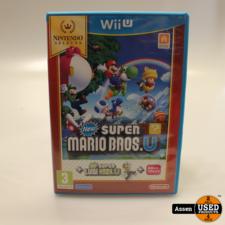 New Super Mario Bros. & Super Lui Wii U