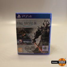 Final Fantasy XIV Complete Edition Online PS4