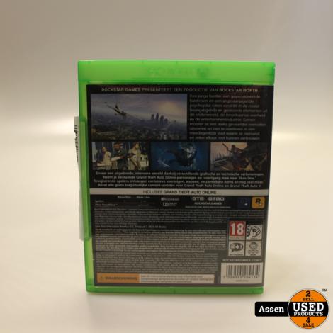 Grand Theft Auto V (GTA 5) Xbox One