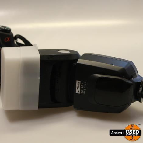 Sony A200 DSLR-A200 | Gebruikt