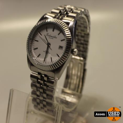 Eichenmuller Horloge Stalen band || Nieuw