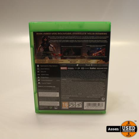 Marvel Avengers Deluxe Edition Xbox One