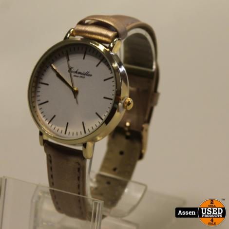 Eichmuller Leren Horloge Div || Nieuw