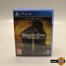 Kingdom Come PS4 Game
