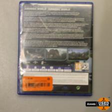 jurassic world evolution || playstation 4 game