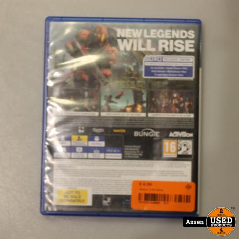 Destiny 2 Ps4 Game