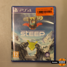 steep || playstation 4 game