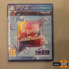 Singstar Celebration Ps4 Game