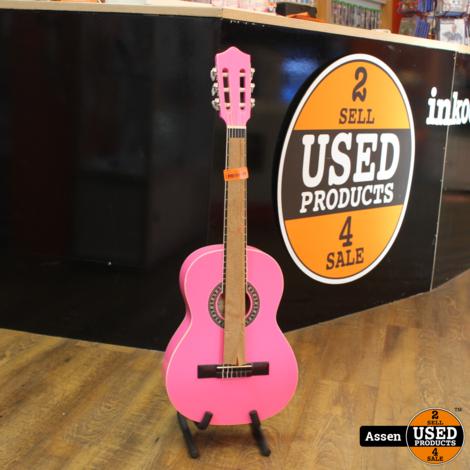 Gomez Classic Guitar 034 1/2 Pink