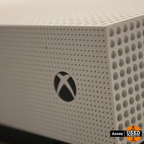 Xbox One S 500GB + Controller, kabels en garantie