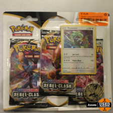 pokemon Pokemon Trading Card Game Rebel and Clash Booster