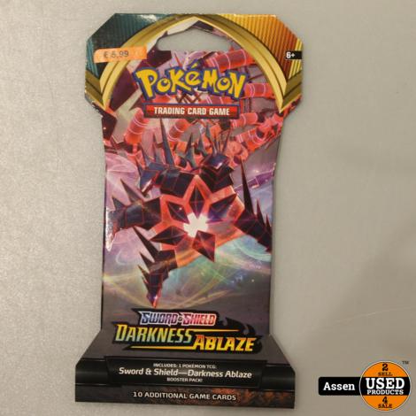 Pokemon TCG Sword & Shield Rebel Clash Booster