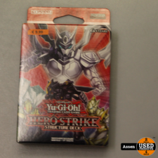 pokemon Yu-Gi-Oh Hero Strike Starter Deck