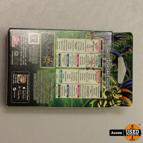 Yu-Gi-Oh Ultimate Predators Starter Deck