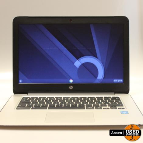 HP Chromebook G4 compleet met Lader en garantie14 inch