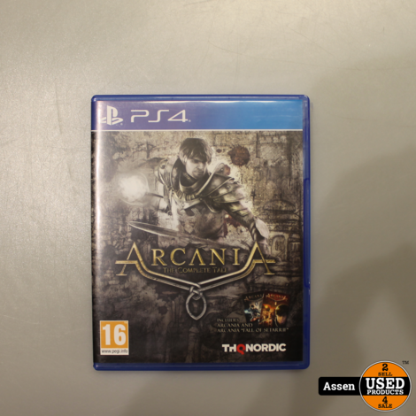 Arcania Ps4 Game
