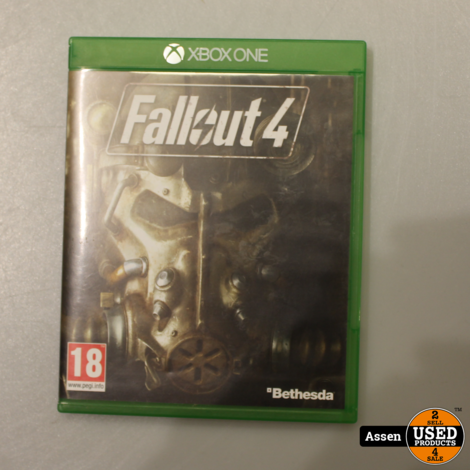Fallout 4 || Xbox One Game