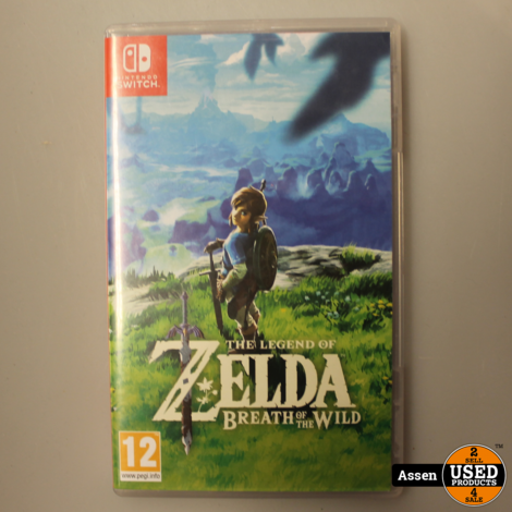 The legend of Zelda nintendo Switch Game