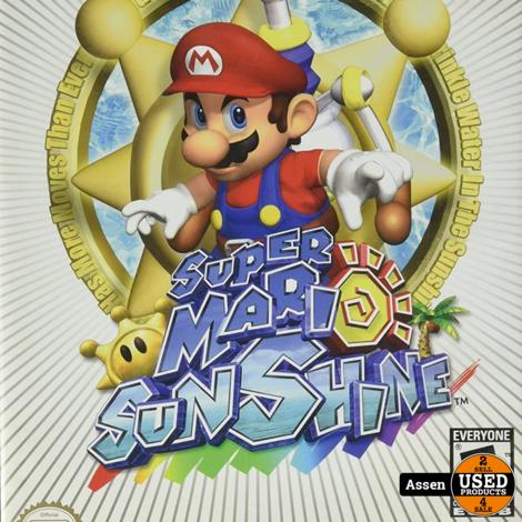 Super Mario Sunshine GameCube Game (Disc Only)