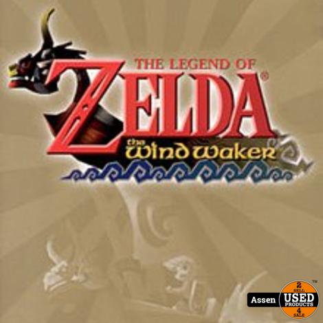 ZELDA WINDWAKER GameCube Game (Disc Only)