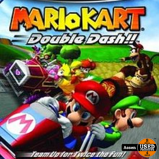 Mario Kart Double Dash GameCube Game (Disc Only)