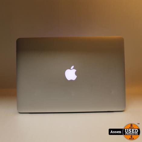 Macbook Pro 14 Retina i7 250 GB SSD 16GB Ram || Met Lader