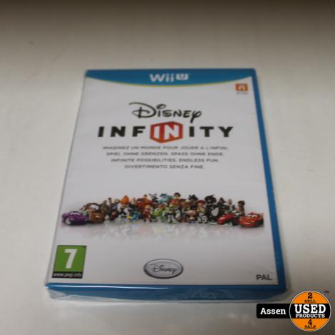disney Infinity || wii u game