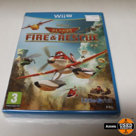 Planes Fire & Rescue | WII U Game