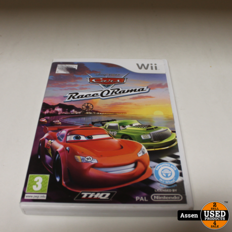 Cars O Rama WII Game