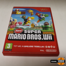 Super Mario bros Wii game