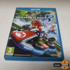 wii Mario Kart 8 Wii U Game