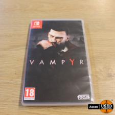 switch Vampyr nintendo Switch Game