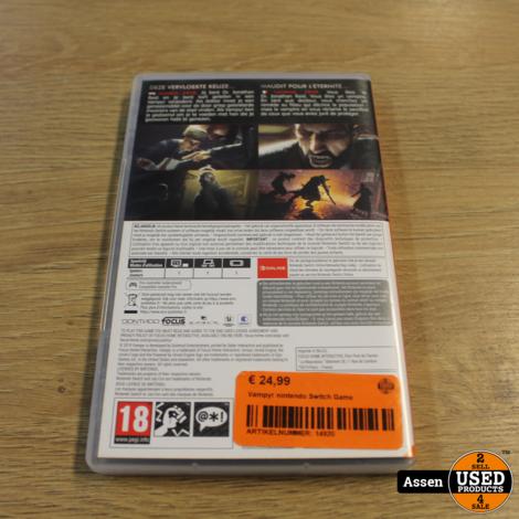 Diablo Eternal Collection Nintendo Switch Game