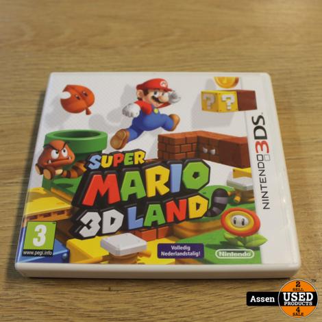 Super Mario 3D land    3ds Game