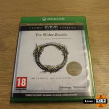 The Elder Scrolls Online Xbox One Game