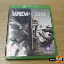 xbox rainbow six siege xbox one game