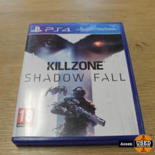 playstation Killzone shadow fall ps4 game